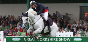 Showjumping at the Great Yorkshire Show