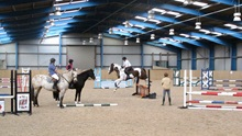 Di Lampard Show Jumping Clinic