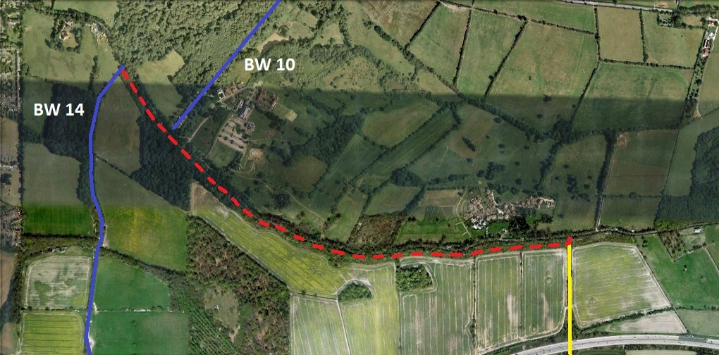BHS Paths for Communities Fund opens a new equestrian route - Phil Wadey (EC545)