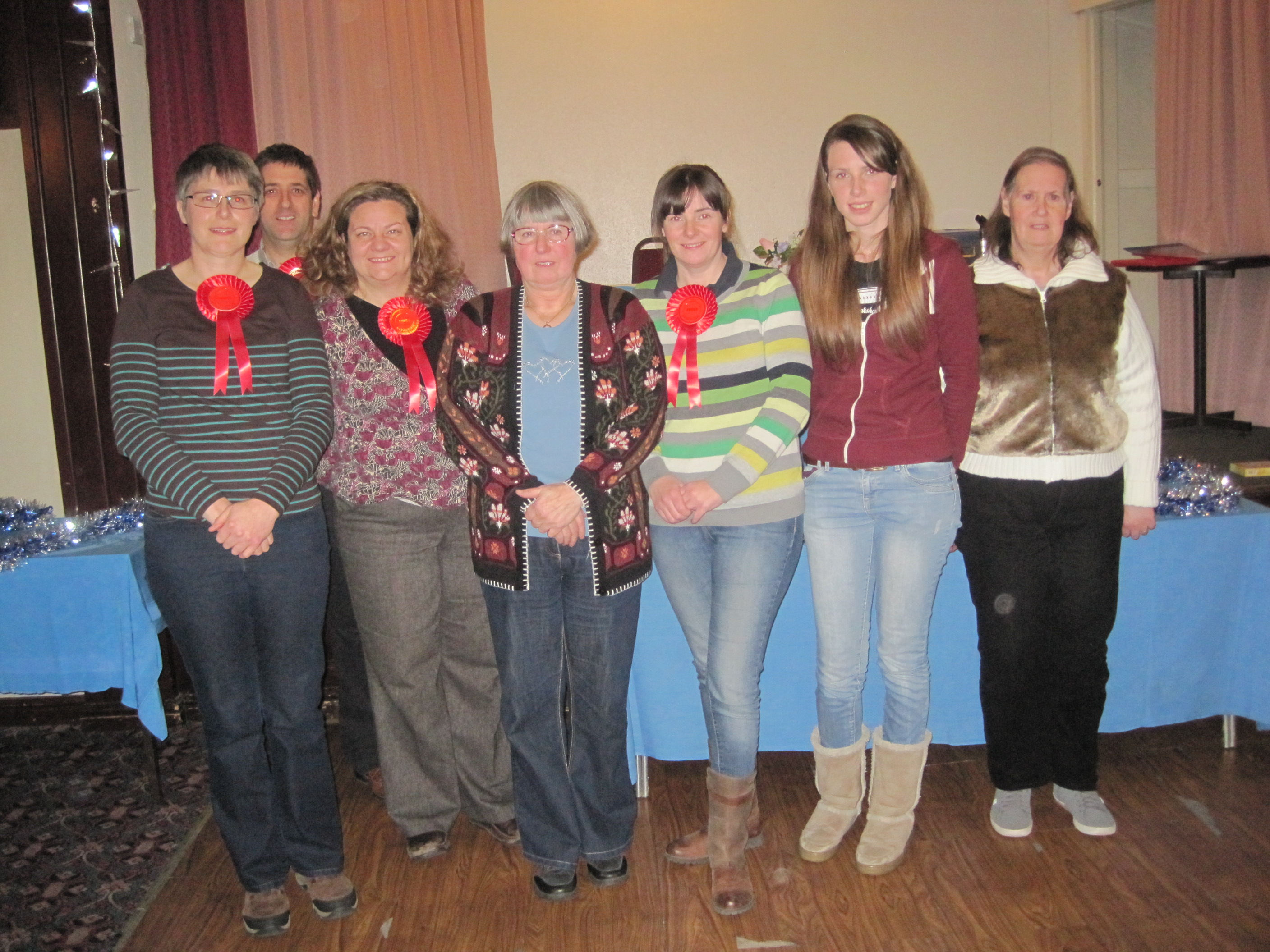 BHS Warks Committee and Organisers