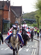 St Georges Day Ride