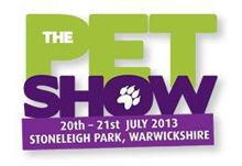 The Pet Show logo
