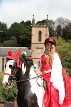 Princess 2 St Georges Day