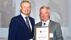 Image for British Horse Society honours outstanding equestrians at its annual awards ceremony
