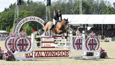 Image for The BHS at the Royal Windsor Horse Show 2018