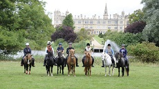 Image for The SEIB Burghley Sponsored Ride 2018