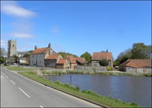 Norfolk village