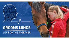 Image for The BHS supports the launch of the British Grooms Association campaign Grooms Minds