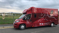 Image for The British Horse Society Welfare Vehicle - UPDATE